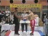 Гари Гудридж в Японии . 1 против всех  ) Зря ушел из арма (