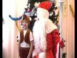 Где живет Дед Мороз. Максим из Дашиной группы.
