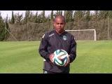 Футболисты «Краснодара» - о новом мяче «Brazuka»